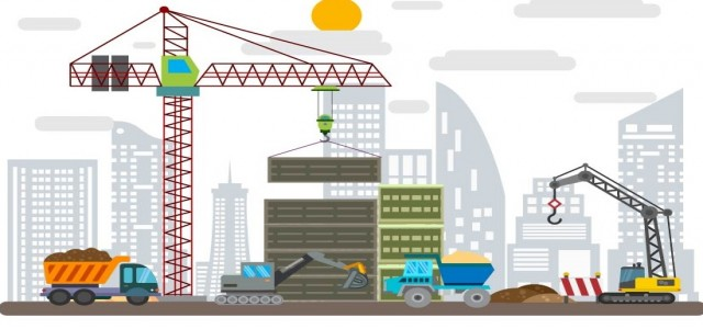 Construction equipment rental market regional projection 2024 by leading industry players