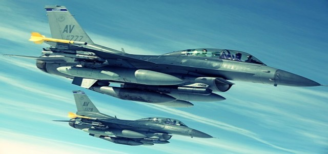 Lockheed Martin Takes Initiative to Build the F-16 for Taiwan