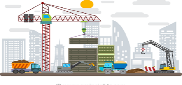 Construction Equipment Rental Market 2020 by Regional Statistics, CAGR, Trend & Growth Forecast To 2026