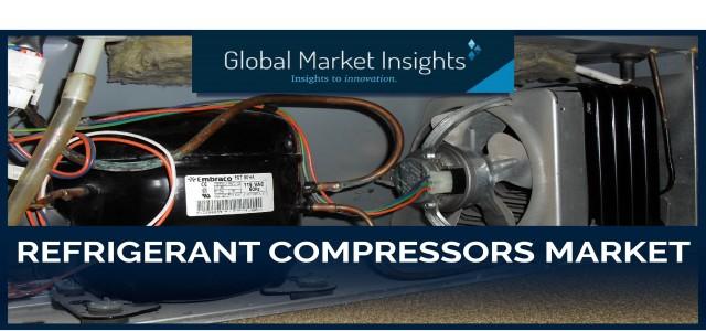 Top Trends | Refrigerant Compressors Market Business Growth 2020-2026