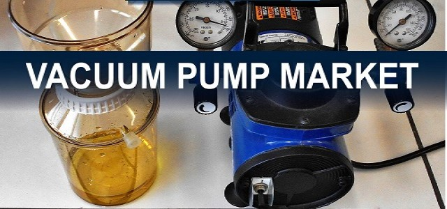 2020-2026 Statistics | Vacuum Pumps Market By Regional Trends & Growth Forecast